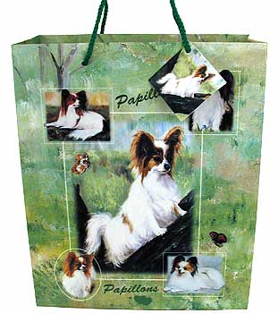 Papillons - Large Gift Bag-0