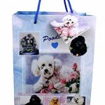 Poodles - Small Gift Bag-0