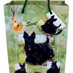 Scottish Terrier - Small Gift Bag-0
