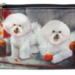 Bichon Frise - Zippered Pouch-0