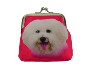 Bichon Frise Coin Purse-0