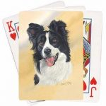Border Collie – Deck of Playing Cards-0