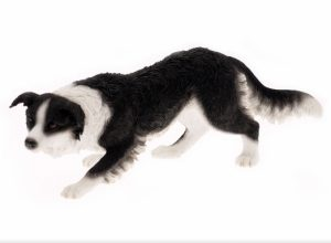 Border Collie Figurine-0