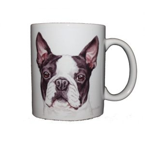 Boston Terrier Mug-0