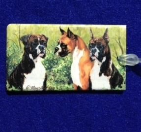 Boxer Luggage Bag Tag-0