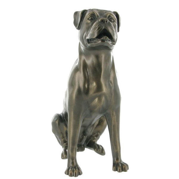 Boxer – Cold Cast Bronze-4367