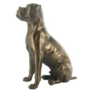Boxer - Cold Cast Bronze-0