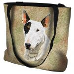 Bull TerrierTote Bag-0