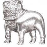 Bulldog Magnetic Charm-0