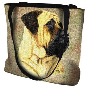 Mastiff - Tote Bag-0