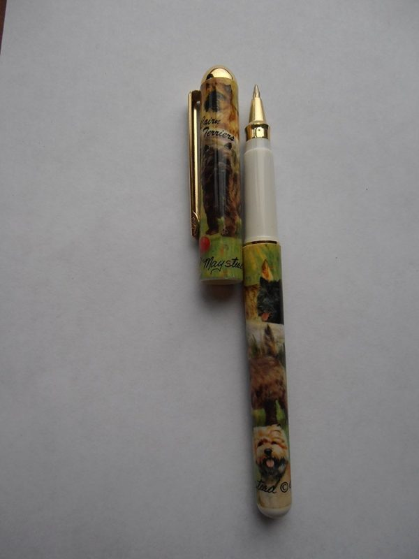 Cairn Terrier – Deluxe Ink Pen-7959