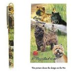 Cairn Terrier – Deluxe Ink Pen-0