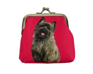 Cairn Terrier Coin Purse-0
