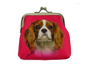 Cavalier King Charles Spaniel Coin Purse-0
