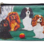 Cavalier King Charles - Zippered Pouch-0