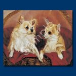 Chihuahua- 6 pack Note Cards--0