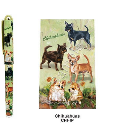 Chihuahua – Deluxe Ink Pen-0