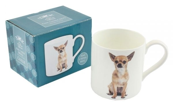 Chihuahua – Fine China Mug-0