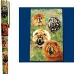 Chow Chow  – Deluxe Ink Pen-0