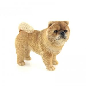 Chow Chow Dog Figurine-0
