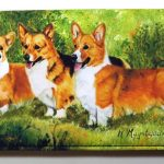 Welsh Corgi Wallet-0
