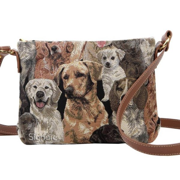 Labrador & Friends – Small Cross Body Bag-0