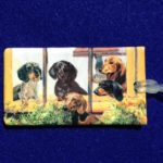 Dachshund Luggage Bag Tag-0