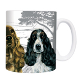 English Cocker Spaniel – Chunky Mug-0