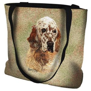 English Setter Tote Bag -0