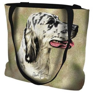 English Setter - Tote Bag-0