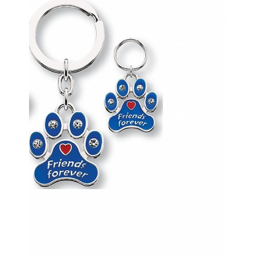 Friends Forever Keychain & Charm Set-0