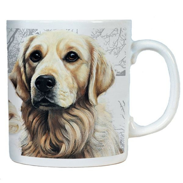 Golden Retriever  – Chunky Mug-0