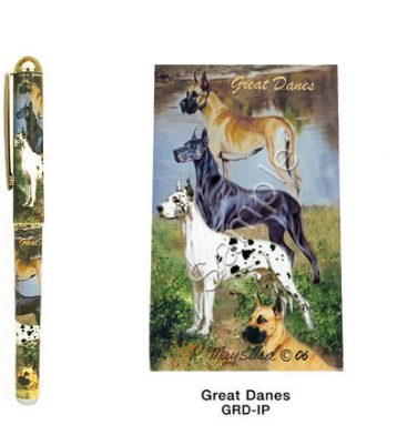 Great Dane Deluxe Ink Pen-0