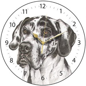 Great Dane - Clock-0