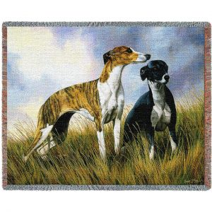 Greyhound Tapestry Throw-0