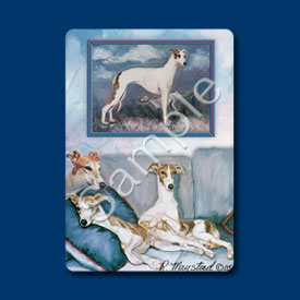 Whippet - Deck of Playing Cards-0