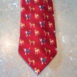 Sporting Dog Neck Tie--0