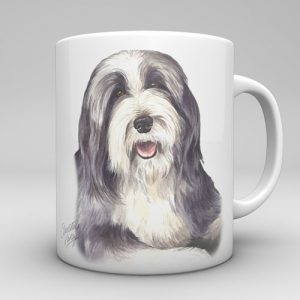 Bearded Collie Mug-0