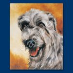 Irish Wolfhound Magnet-0