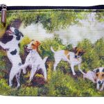 Jack Russell - Zippered Pouch-0