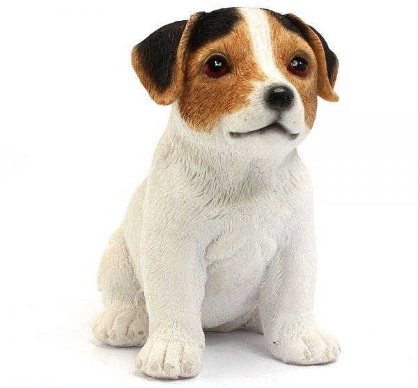 Jack Russell Puppy figurine-0