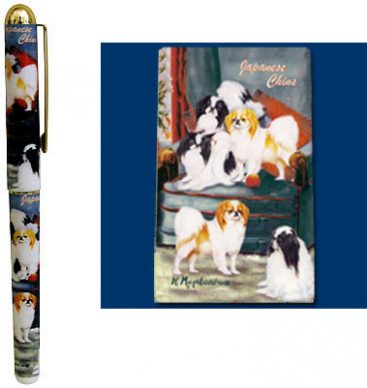 Japanese Chin Deluxe Ink Pen-0
