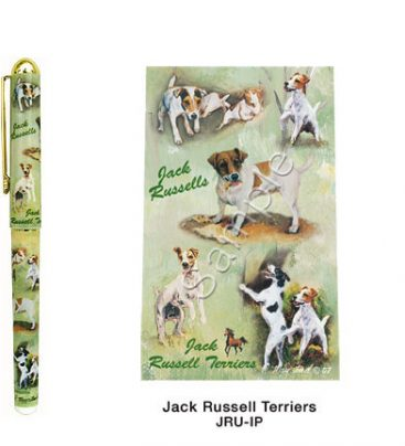 Jack Russell Deluxe Ink Pen-0