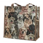 Labrador & Friends Shopper Bag-0