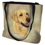 Yellow Labrador - Tote Bag-0