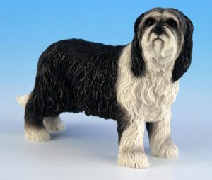 Bearded Collie Figurine-0