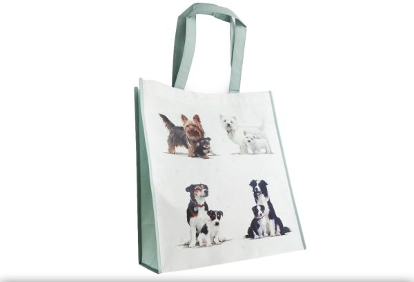 Jack Russell Shopping Bag-0