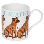 Staffie (Brindle) Oxford Mug-0