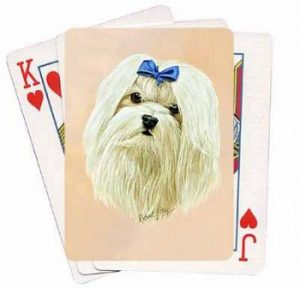 Maltese - Deck of Playing Cards-0