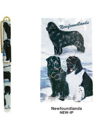 Newfoundland Deluxe Ink Pen-0